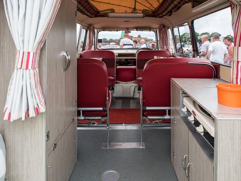 1961 Ford Thames 400E Dormobile