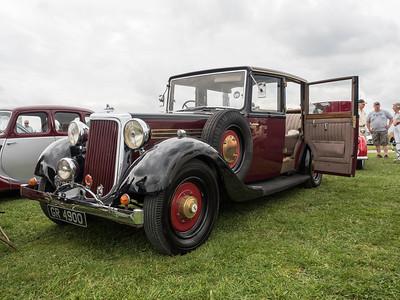 1937 Armstrong Siddeley 17HP Landaulette