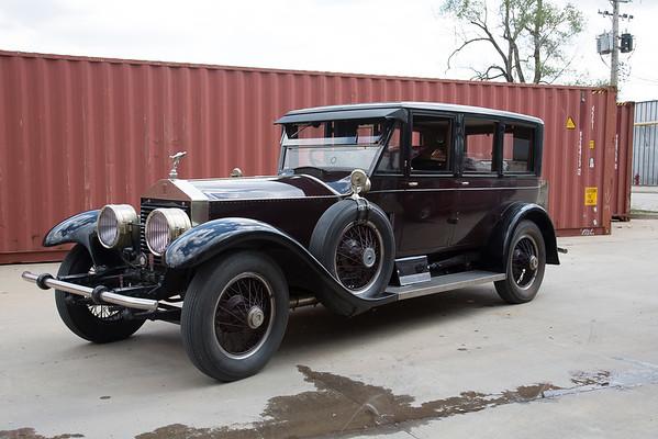 261KF - 1924 Limousine - Vatter