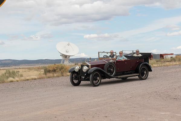 29LK - 1923 Tourer - White