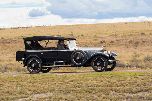 327KG - 1923 Oxford Tourer - Hunter