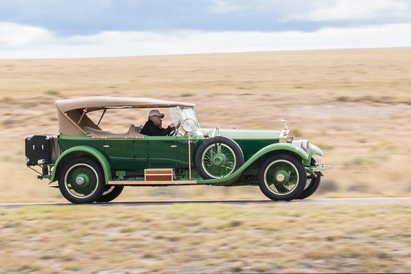 357HH - 1923 Tourer - Milhous
