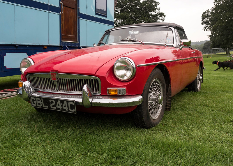 1965 MG MGB Roadster