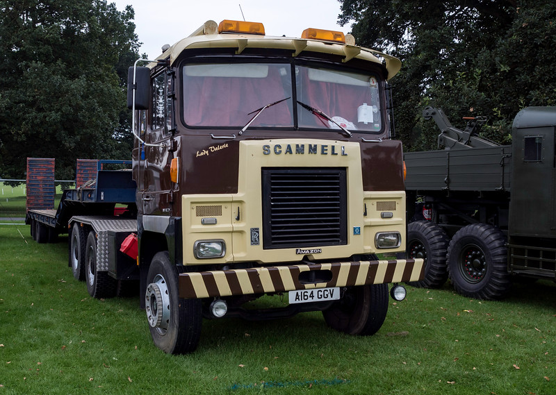1983 Scammell Amazon