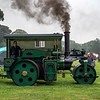 Wallis & Steevens 8 Ton 'Advance' Steam Roller