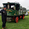 Sentinel Six Ton Steam Lorry