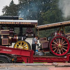 Fowler and Burrell Fairground Engines