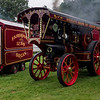 1928 Fowler Showmans Locomotive (UA3582) Little Dawn Engine No 17506