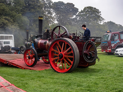 1921 Marshall Traction Engine 'Scrumpy' No. 74614