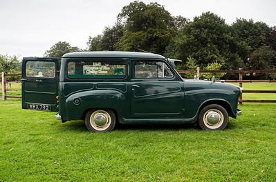 1961 Austin A35