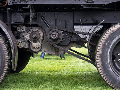 Sentinel Steam Lorry