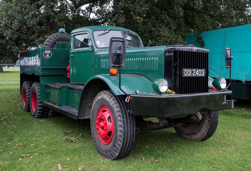 1943 Diamond T Military Truck