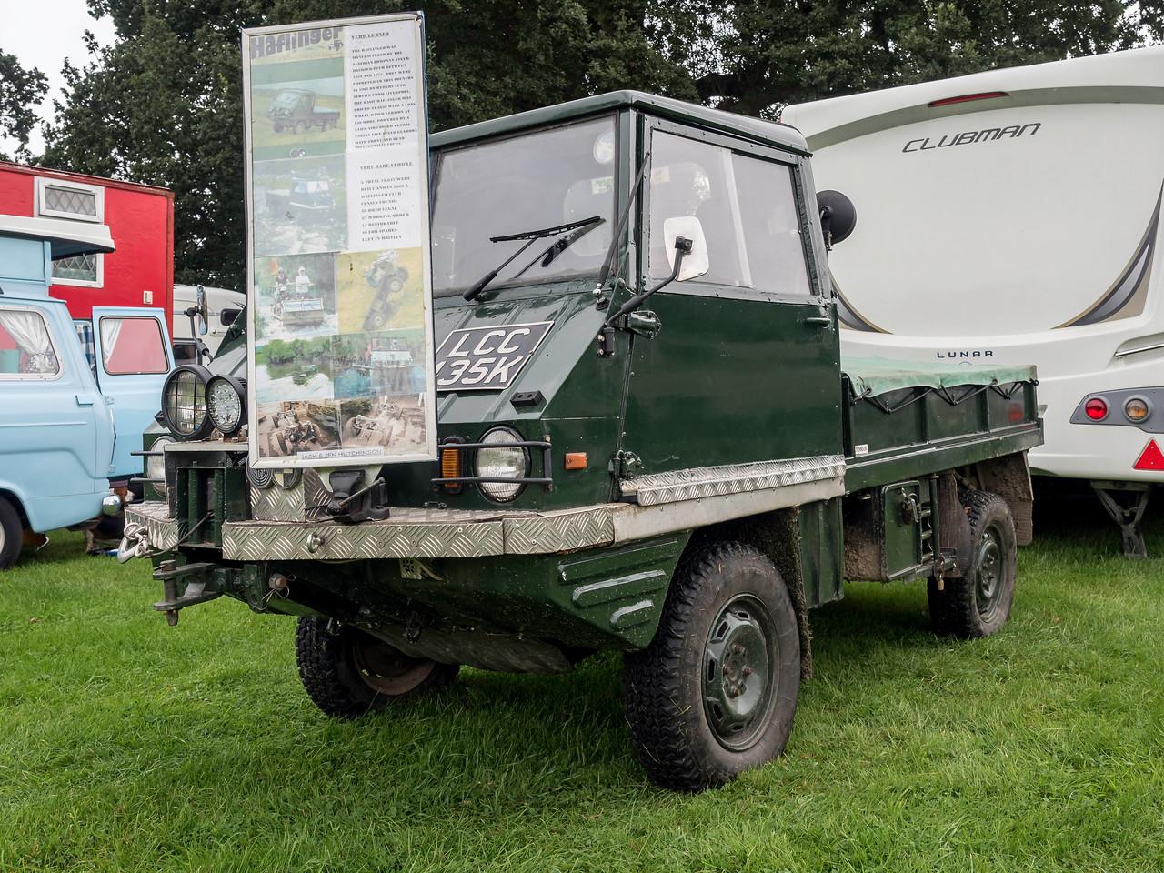 1972 Steyr-Puch Haflinger