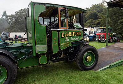 1930 Foden Steam 'Tractor' Lorry