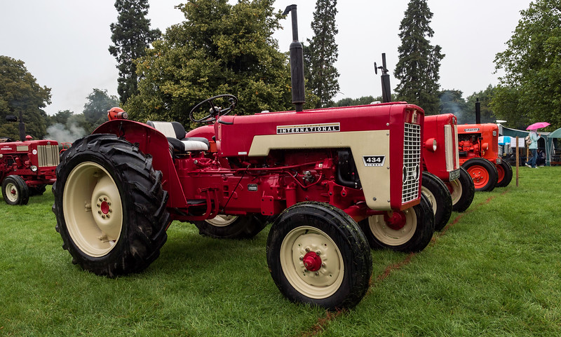 McCormick International 434 Tractor