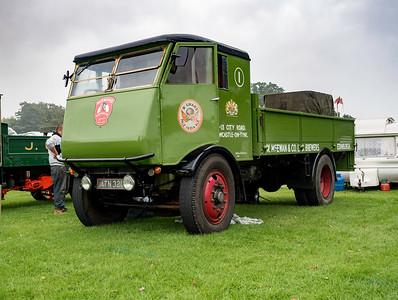 1934 Sentinel Steam Lorry