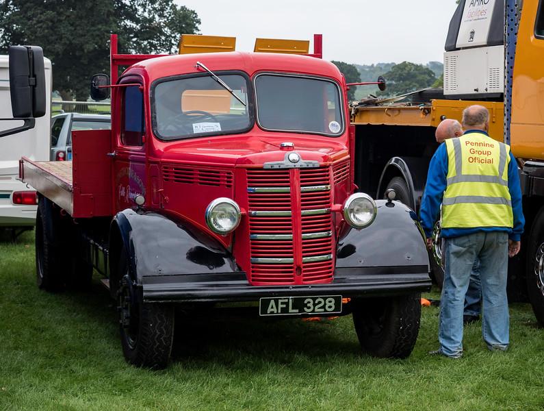 1951 Bedford Truck