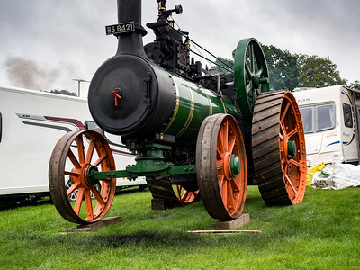 2016 Harewood Steam Fair