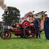 Burrell Half Size Traction Engine
