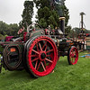 Clayton & Shuttleworth Traction Engine