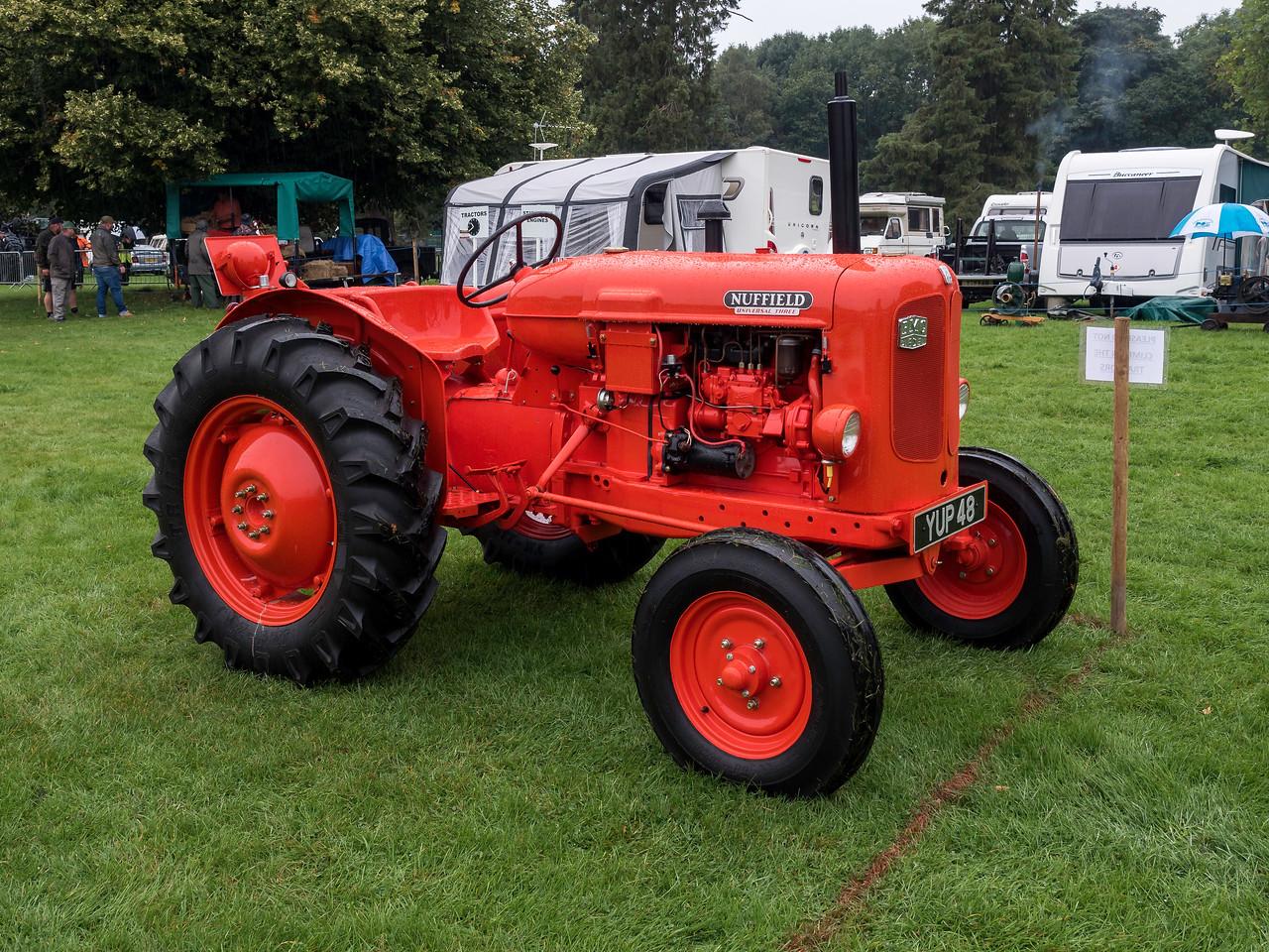 1958 Nuffield Universal Three Tractor