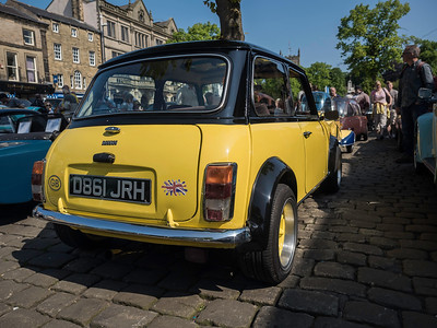 1986 Mini 'Piccadilly'