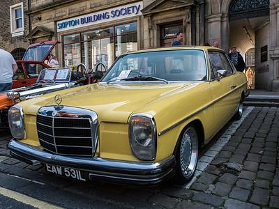 1972 Mercedes 280 CE
