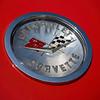 1959 Chevrolet Corvette C1 Bonnet Emblem