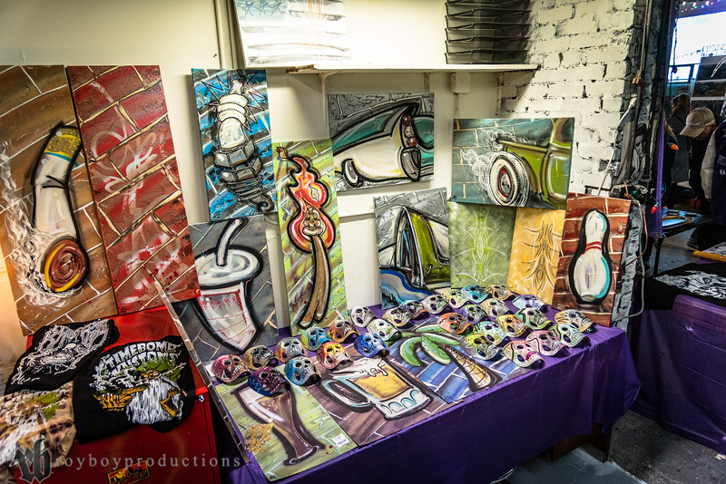 2016 Artist At Large Kustom Kulture Christmas Party_032