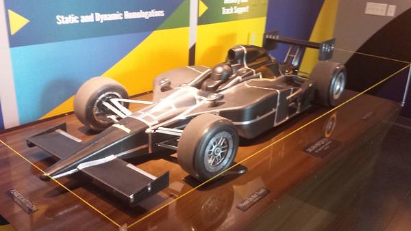 Dallara Factory - Speedway, IN - 31 Dec. '16