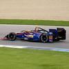 Matt Brabham, Geoff's Son and Jack's Grandson, Making His First Indycar Start