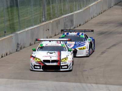 IMSA WeatherTech Practice & Qualifying - Detroit Belle Isle Grand Prix - 3 June '16