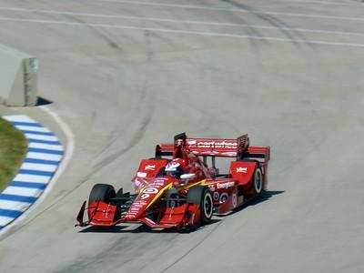 Indycar Friday Practice - Detroit Belle Isle Grand Prix - 3 June '16