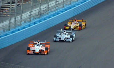 Indycar @ Phoenix Intl Raceway - 1-2 Apr. '16