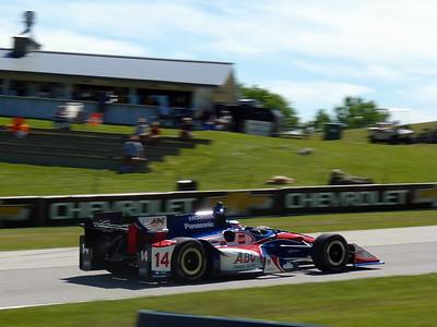 Indycar - Friday Practice 2 - Road America - 24 June '16