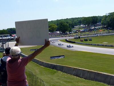 Indycar - Saturday Practice 3 - Road America - 25 June '16