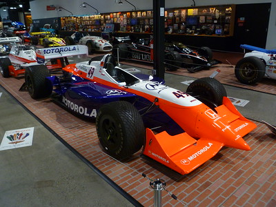 World of Speed Motorsports Museum - Wilsonville, OR - 3 Nov. '16