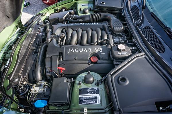 1999 Jaguar XK8-X300