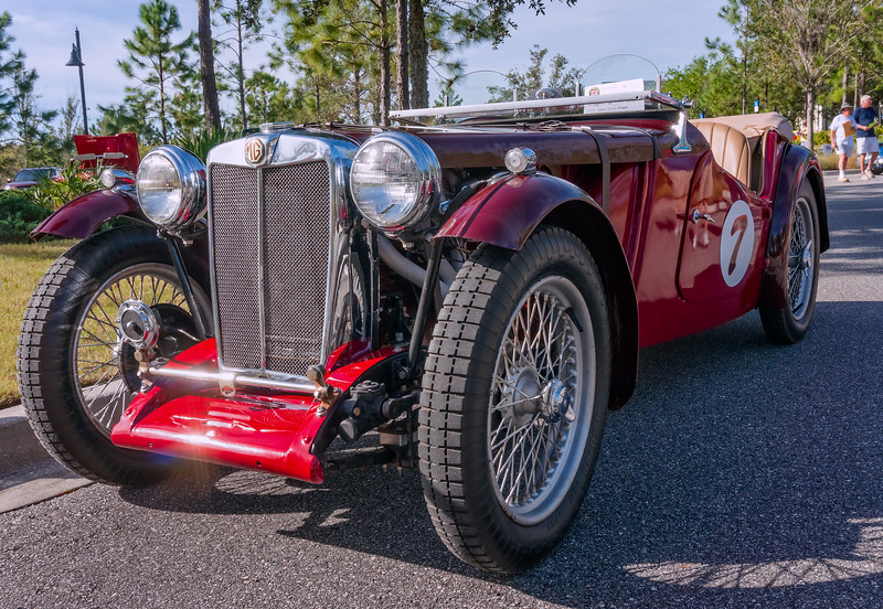 1949 MG TC Special