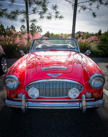 Austin Healey 3000 MkIII