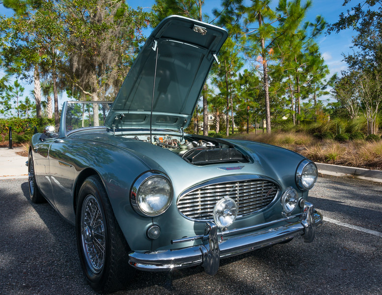 1959 Austin Healey 100-6 BN6