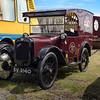 1924 Austin Seven Van