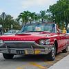 Thunderbird convertible