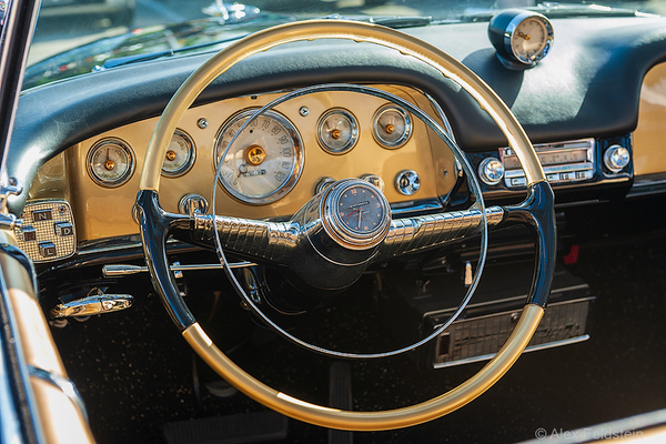 1956 Desoto Adventurer Convertible