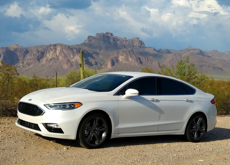 2017 Ford Fusion Sport / Superstition Mountain