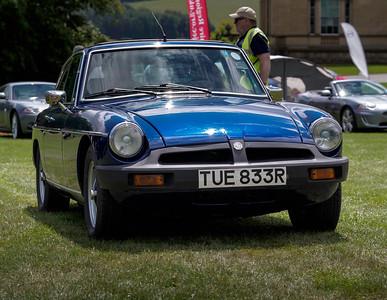 1977 MG MGB GT