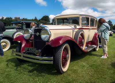 2017 Harewood House Motor Show