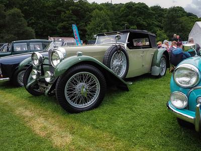 1932 Alvis SA Speed 20