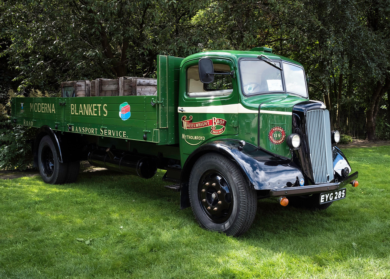 1946 Morris Commercial Dropside Lorry