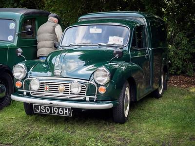 1970 Austin 6cwt Van